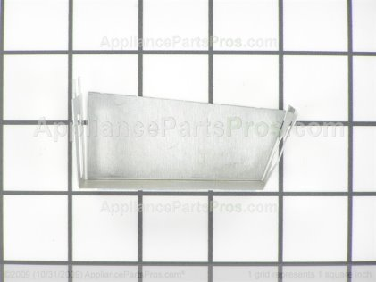 Frigidaire Light Shield 241686101 from AppliancePartsPros.com