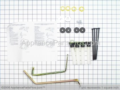 Frigidaire Shipping Braces Kit 5303937142 from AppliancePartsPros.com