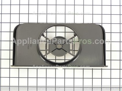 Frigidaire Shroud & Gasket Ass 241595501 from AppliancePartsPros.com