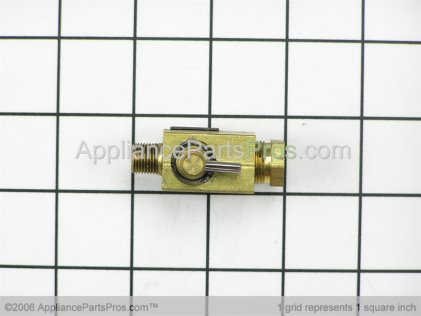 Frigidaire Shut Off Valve 5303131099 from AppliancePartsPros.com