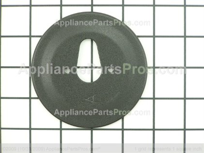 Frigidaire SKIRT,5K Burner,black 316241904 from AppliancePartsPros.com