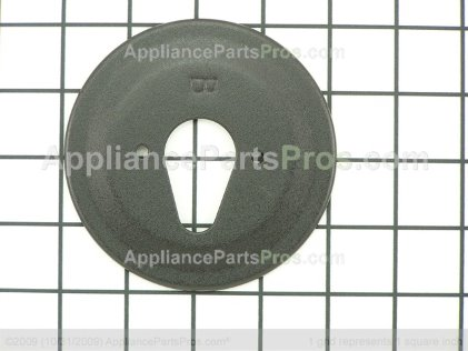 Frigidaire SKIRT,9.5K Burner,black 316241804 from AppliancePartsPros.com