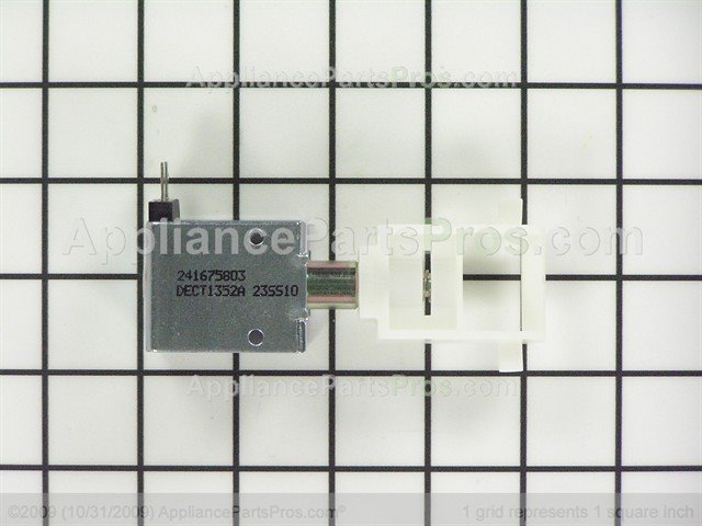 frigidaire solenoid and yoke assembly from - Frigidaire