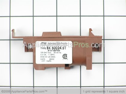 Frigidaire Spark Module 316135700 from AppliancePartsPros.com