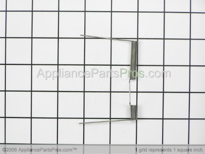Frigidaire Torsion Spring 241688901 from AppliancePartsPros.com