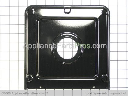 Frigidaire Square Gas Drip Pan 316011401 from AppliancePartsPros.com