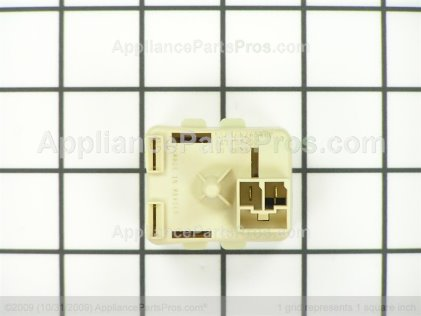 Frigidaire Starter 241707702 from AppliancePartsPros.com