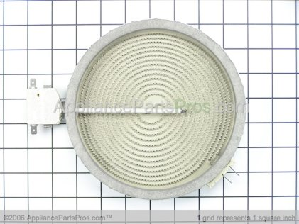 Frigidaire Surface Warming Element 318198825 from AppliancePartsPros.com