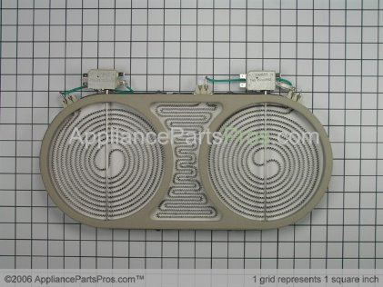Frigidaire Surface Element 318258201 from AppliancePartsPros.com