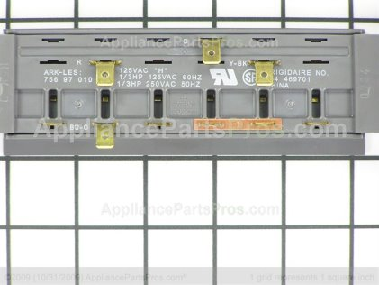 Frigidaire Switch 154469701 from AppliancePartsPros.com