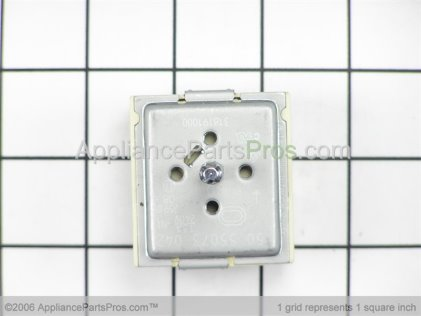 Frigidaire Switch 318191000 from AppliancePartsPros.com