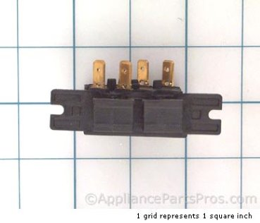 Frigidaire Switch 5303012286 from AppliancePartsPros.com