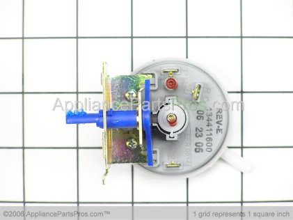 Frigidaire Switch-Pressure 134411600 from AppliancePartsPros.com