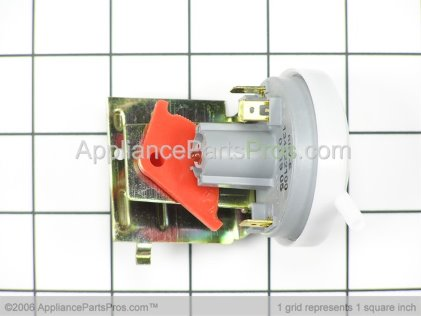 Frigidaire Switch-Pressure 134680100 from AppliancePartsPros.com