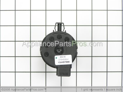 Frigidaire Switch-Pressure 134762000 from AppliancePartsPros.com