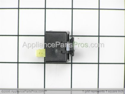 Frigidaire Switch,push-to-Start 134902000 from AppliancePartsPros.com