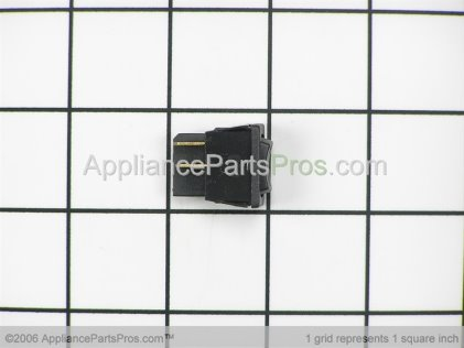 Frigidaire Switch-Rocker 316083100 from AppliancePartsPros.com
