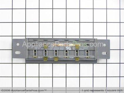 Frigidaire Switch, Selector , 6 Button 154368601 from AppliancePartsPros.com
