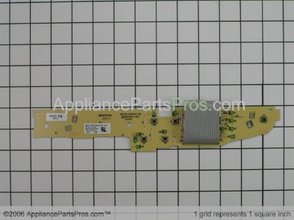 Frigidaire Switch,selector ,9 Pad 154474701 from AppliancePartsPros.com