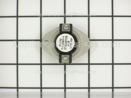 Frigidaire Thermostat 318005105 from AppliancePartsPros.com