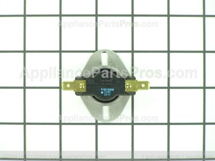 Frigidaire Thermostat 318578506 from AppliancePartsPros.com
