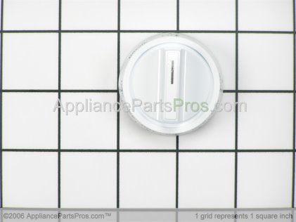 Frigidaire Thermostat Knob, White 316102303 from AppliancePartsPros.com