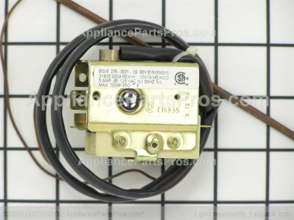 Frigidaire Thermostat, Oven 318059203 from AppliancePartsPros.com