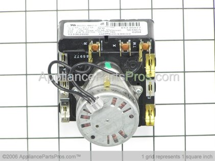 Frigidaire Timer 131062400 from AppliancePartsPros.com