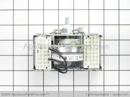 Frigidaire Timer 137394200 from AppliancePartsPros.com