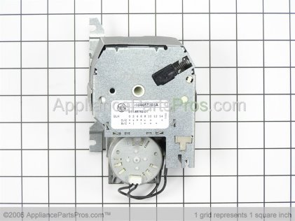 Frigidaire Timer 154057503 from AppliancePartsPros.com