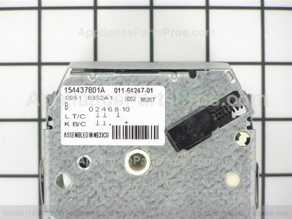 Frigidaire Timer 154437801 from AppliancePartsPros.com
