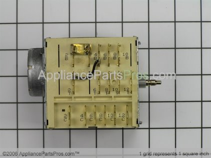 Frigidaire Timer 5303208738 from AppliancePartsPros.com
