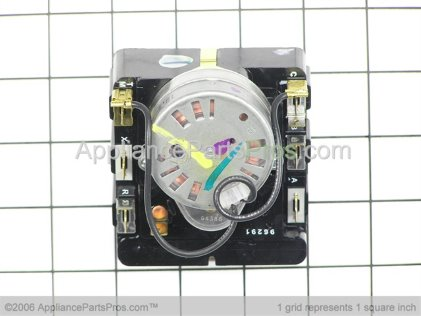 Frigidaire Dryer Timer 131719100 from AppliancePartsPros.com