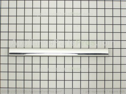 "Frigidaire Trim-Glass Shelf, 12.13"" , Front 215919424 from AppliancePartsPros.com"