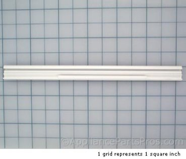 Frigidaire Trim-Glass Shelf 218830309 from AppliancePartsPros.com