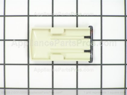 "Frigidaire Trim-Handle, 2.47"" , Almond , W/chrome Band 215870620 from AppliancePartsPros.com"