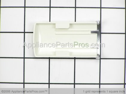 Frigidaire Trim-HANDLE`2.47`` `bisque `w/satin Al Band 215870633 from AppliancePartsPros.com