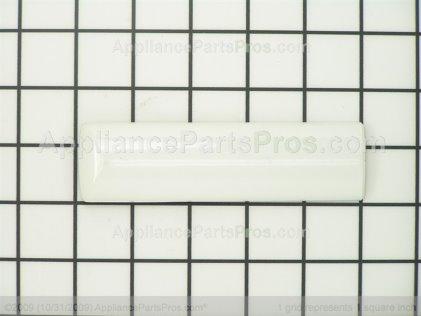 """Frigidaire Trim-Handle, 4.97"""" , White , W/lock 218811648 from AppliancePartsPros.com"""