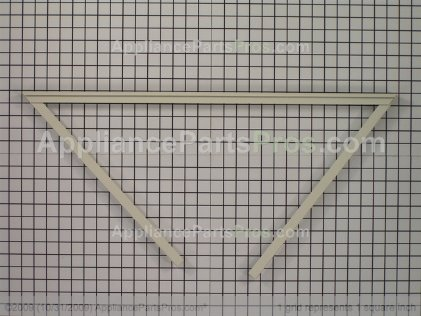 Frigidaire Trim Kit-DOOR`3 Sided `bisque `w/tape and Foil 5303935193 from AppliancePartsPros.com