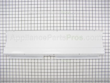 Frigidaire Trim`splasher `white `lower 316133501 from AppliancePartsPros.com