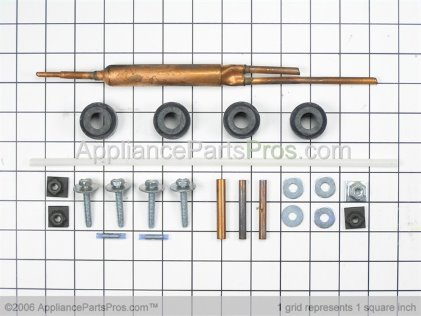 Frigidaire Tube Rep. Kit 3916557 from AppliancePartsPros.com