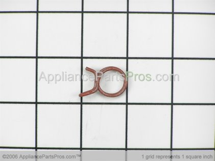 Frigidaire Tubing Clamp 5300807813 from AppliancePartsPros.com