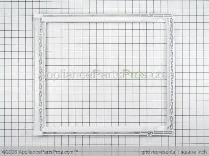 Frigidaire Upper Crisper Pan Cover 240350702 from AppliancePartsPros.com