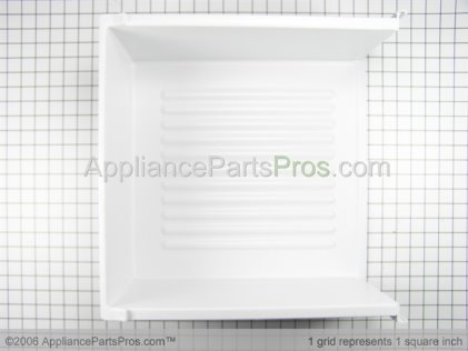 Frigidaire Upper Crisper Pan 5303289500 from AppliancePartsPros.com