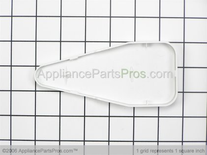 Frigidaire Upper Hinge Cover 5303318773 from AppliancePartsPros.com