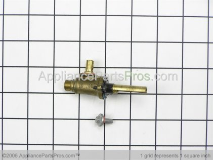 Frigidaire VALVE`12K Top Burner `w/ Mounting Screw 5303935210 from AppliancePartsPros.com