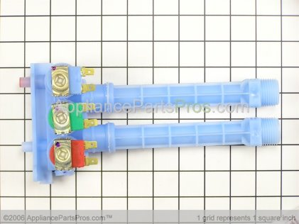 Frigidaire Water Inlet Valve 134371220 from AppliancePartsPros.com