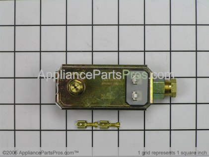 Frigidaire Valve, Safety 5303912679 from AppliancePartsPros.com