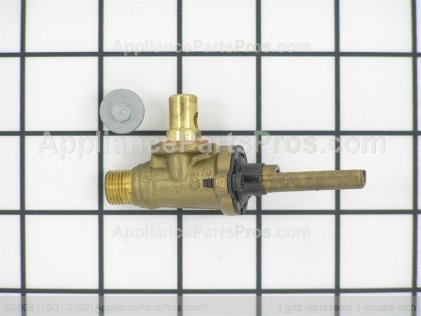 Frigidaire Valve & Screw 316020401 from AppliancePartsPros.com