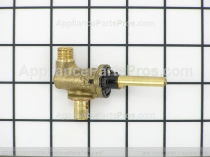 Frigidaire Valve,top BURNER,9500 Btu 318233910 from AppliancePartsPros.com